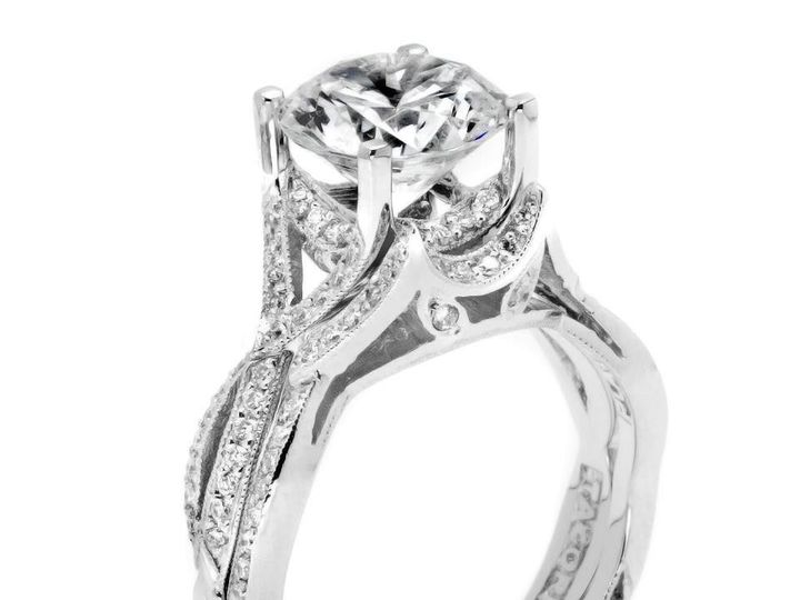 Tmx 1378284715030 Tacori   2565b Portland wedding jewelry