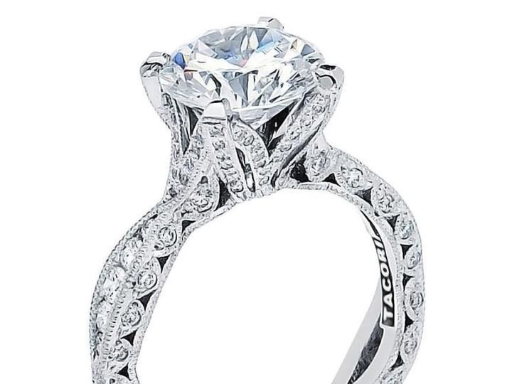 Tmx 1378284721361 Tacori   Ht2602rd Portland wedding jewelry