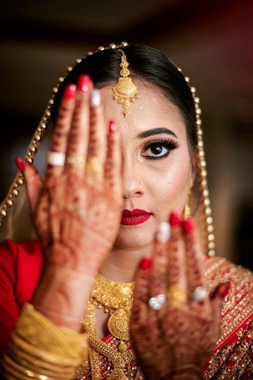 Tahiti + Anis | Bride