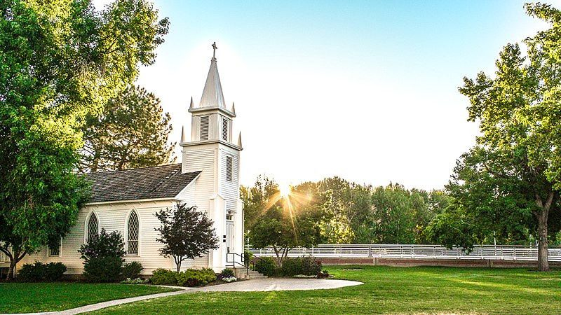 Christ Chapel - Outdoor View
