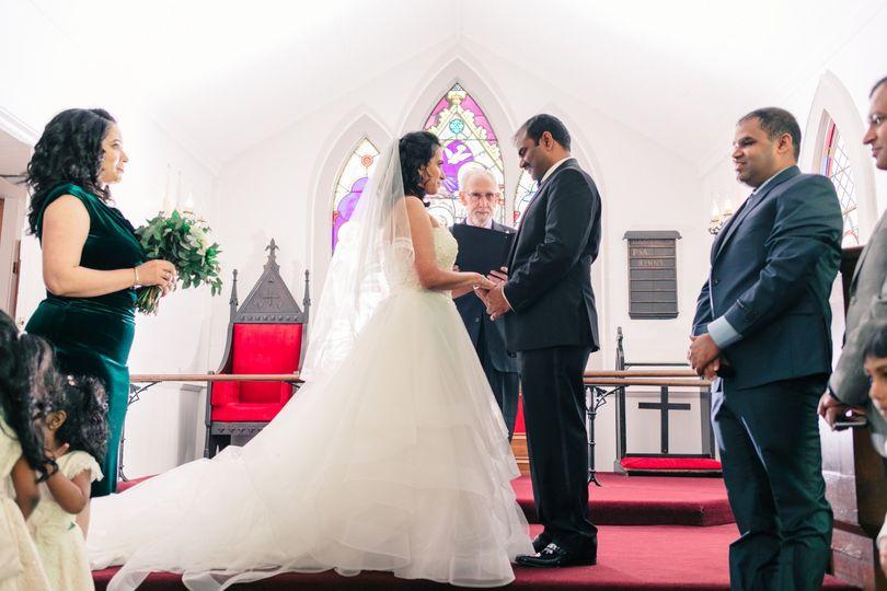 Chapel - Ceremony