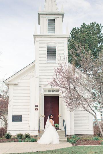 Chapel - Outdoor view