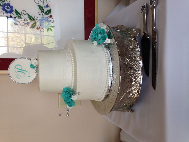 Tmx 1467657144052 Img2382 Waukesha wedding cake