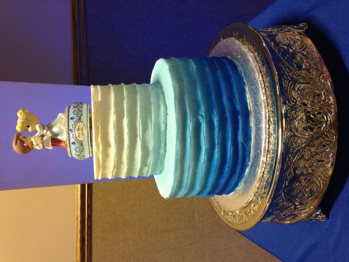 Tmx 1467657191112 Img2582 Waukesha wedding cake
