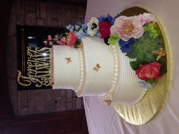 Tmx 1467657295178 Img3635 Waukesha wedding cake