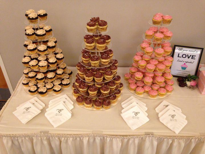 Tmx 1467657340829 Img3677 Waukesha wedding cake