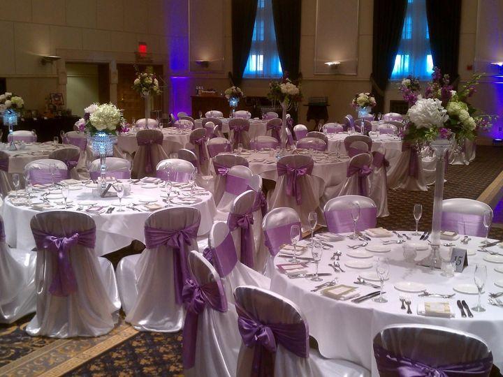 Tmx 1422733551936 Whitepcaselilacsashes Utica, MI wedding rental