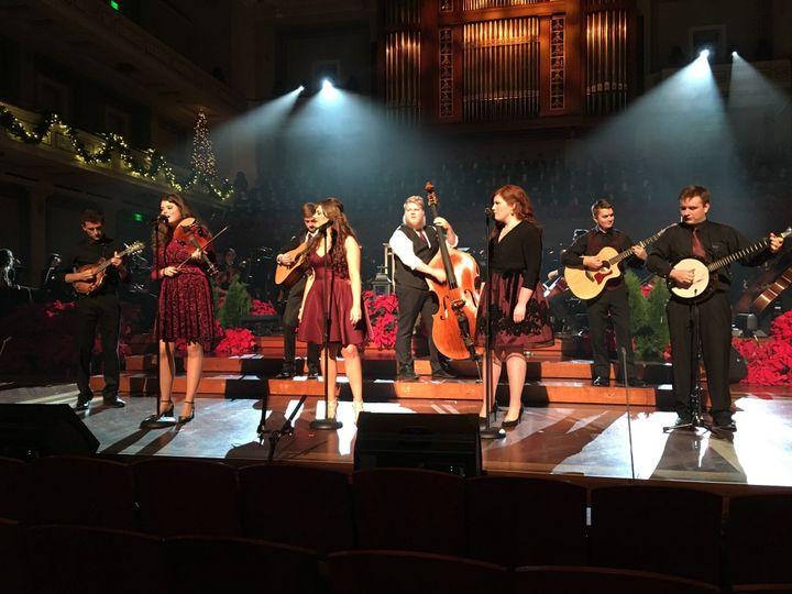 Tmx Brenna 2017 Christmas At Belmont 51 1388577 158810641516584 Nashville, TN wedding band