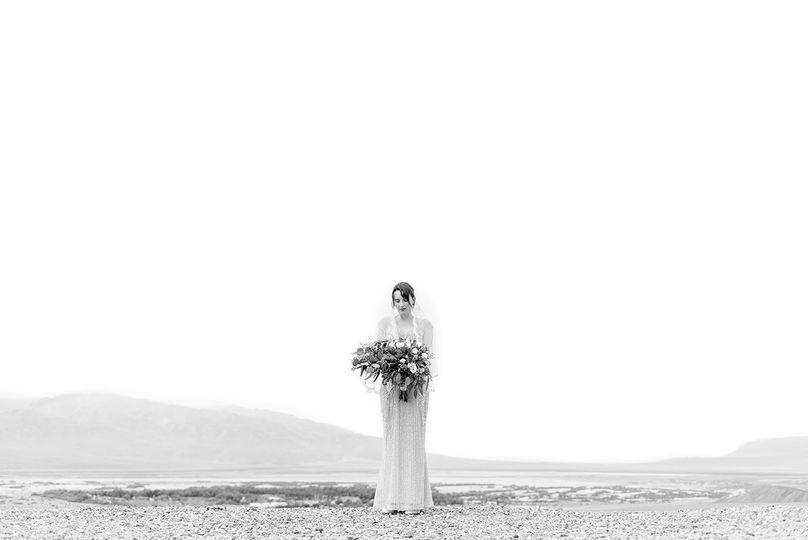 Death Valley Wedding