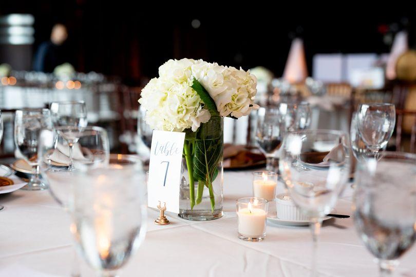 Glass Centerpiece Vases