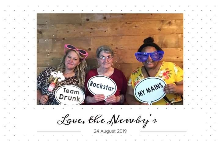 Ask about our Photo Booths!