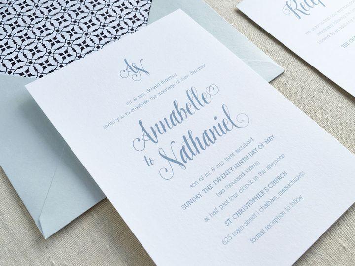 Tmx 1483550479071 Austininvite Maynard wedding invitation