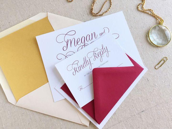 Tmx 1483550522809 Diana3 Maynard wedding invitation