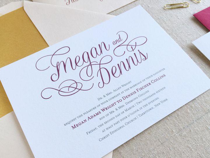 Tmx 1483550531021 Dianainvite Maynard wedding invitation
