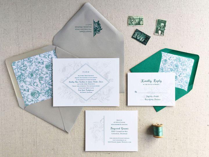 Tmx 1483550557060 Evelynoverhead Maynard wedding invitation