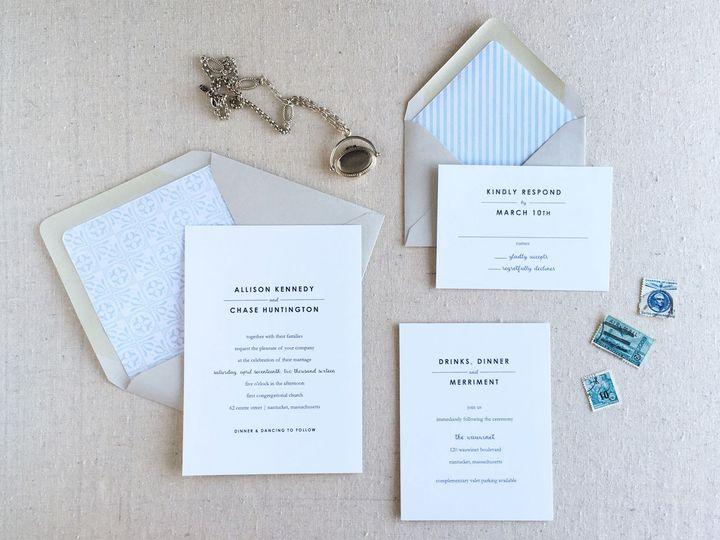 Tmx 1483550587206 Janeoverall Maynard wedding invitation