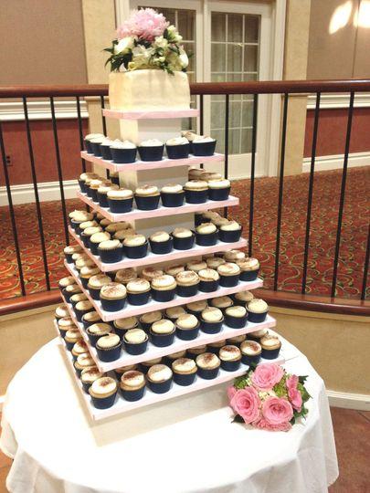 Lancaster Cupcake LLC - Wedding Cake - Lancaster , PA - WeddingWire