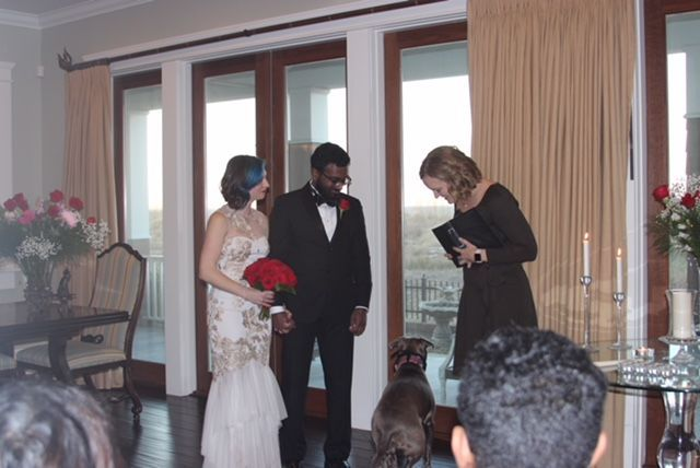 Tmx 1539301922 2128f2453bd056f7 1539301921 841ed0853e4c9e1d 1539301921563 6 IMG 1581 Virginia Beach, Virginia wedding officiant