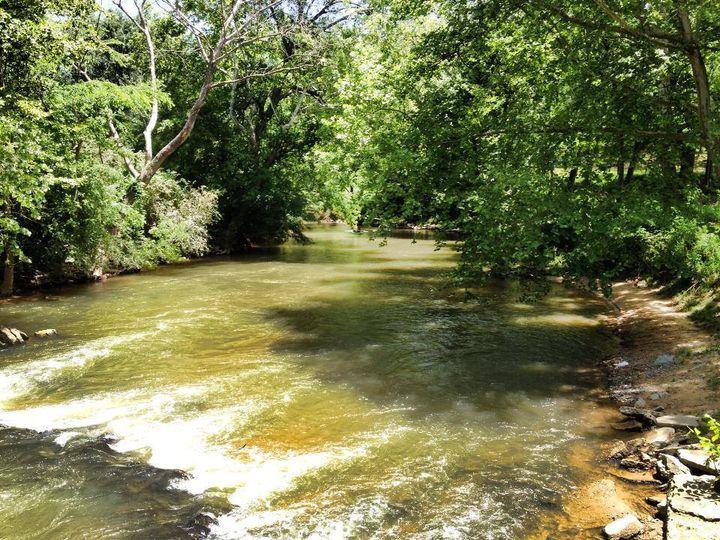 Euharlee Creek