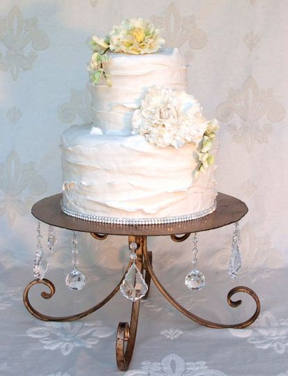 fabulous wedding cake stands fabulous cake stands at nola b unique services la 14088