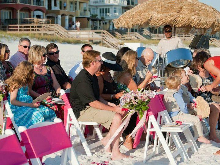 Tmx 1410279072714 Beach Wedding Destin Fl Orlando wedding band