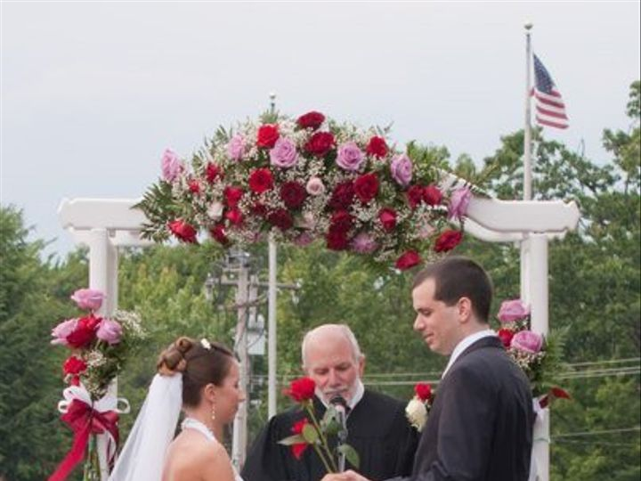 Tmx 1364233011582 DanelleandIain3 Littleton, MA wedding officiant