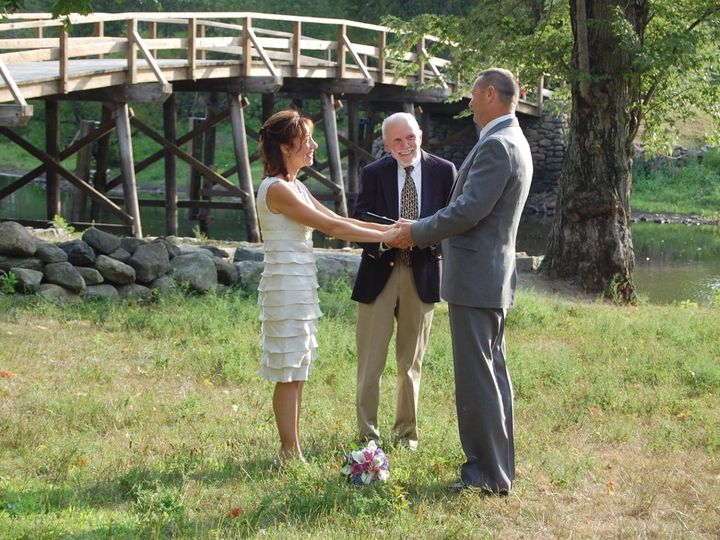 Tmx 1364233158306 Bridge2 Littleton, MA wedding officiant