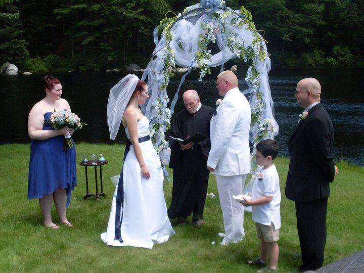 Tmx 1364671765700 JustinandKatie1 Littleton, MA wedding officiant