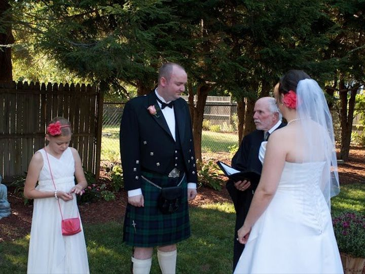 Tmx 1364672235455 RebekahJohnStoddardKate Littleton, MA wedding officiant