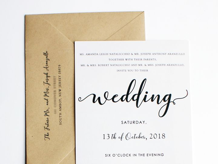 Tmx Aranzullo Wedding 2 Small 51 1064677 1557347253 Sunnyside, NY wedding invitation