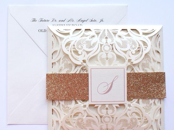 Tmx Soto Wedding 1 51 1064677 1557371334 Sunnyside, NY wedding invitation