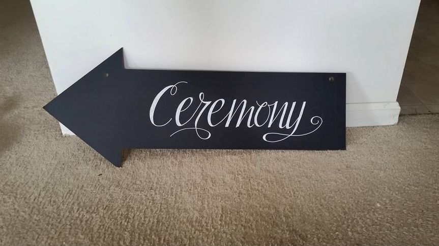 ceremony arrow