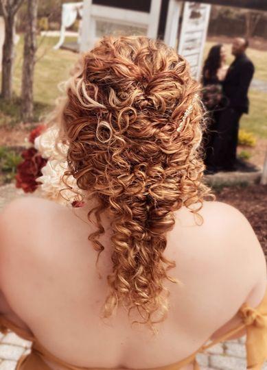 Boho Bridesmaid