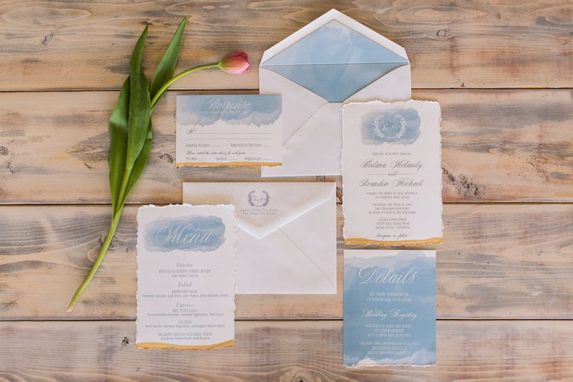 Love Notes Stationery