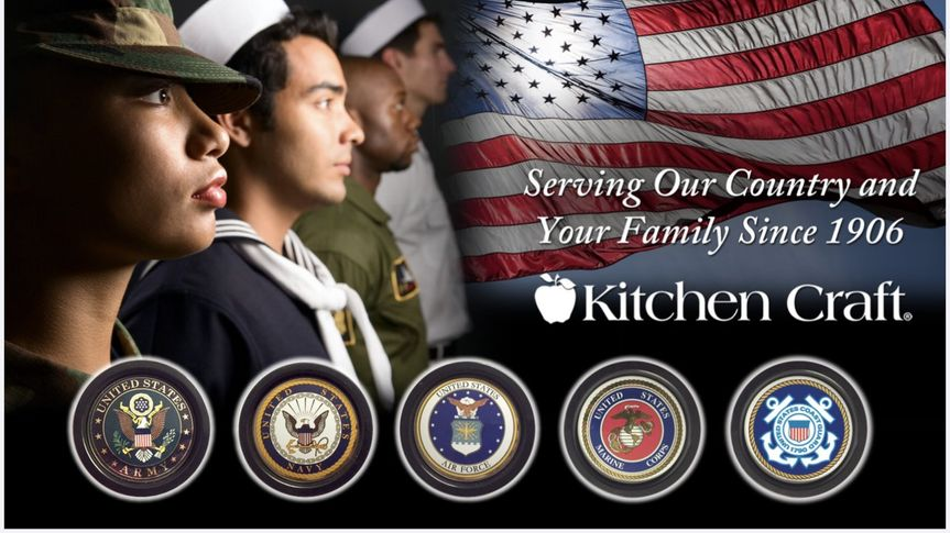 Proudly serving our country