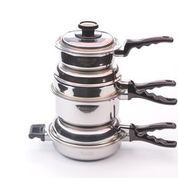 Stacked cooking!