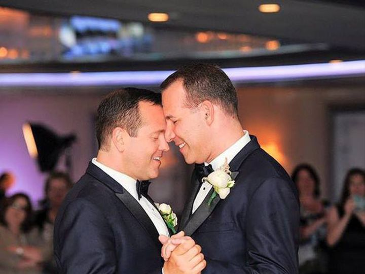 Tmx 1492245283675 670 The Sands At Atlantic Beach Gay Couple Dance Flint, Michigan wedding dj