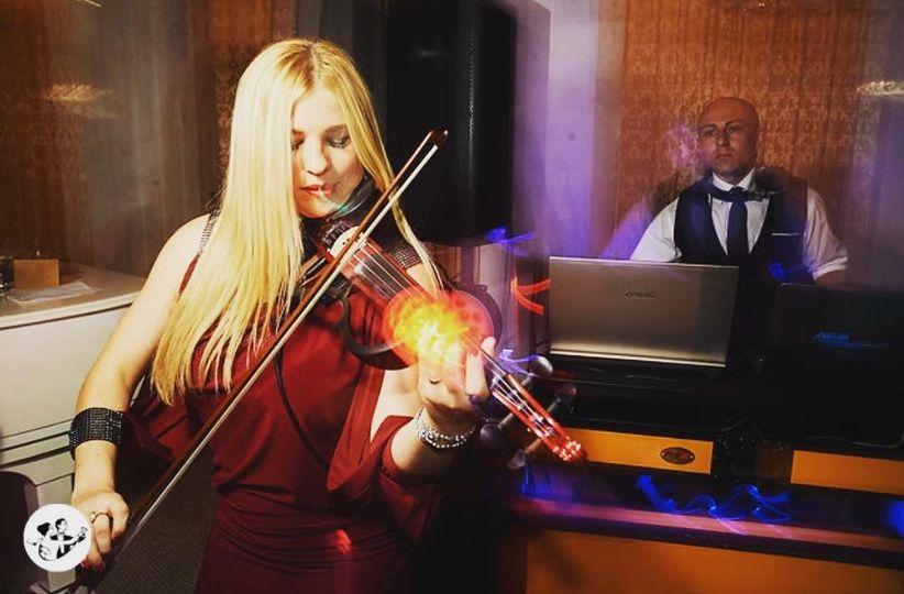 DJ & Violinist combination