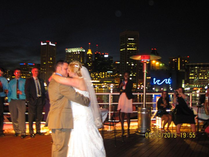 Kevin & Linda Wedding - Rusty Scupper, Baltimore, MD