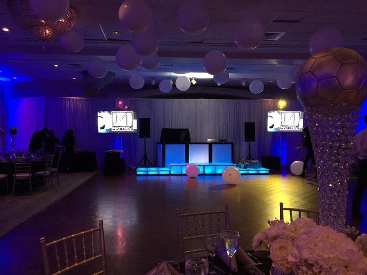 Matthews Bar Mitzvah - Woodholme Country Club - Pikesville, MD