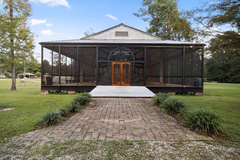 The Historic Pavilion Exterior