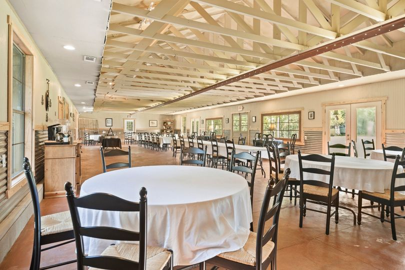 The Dining Hall Interior
