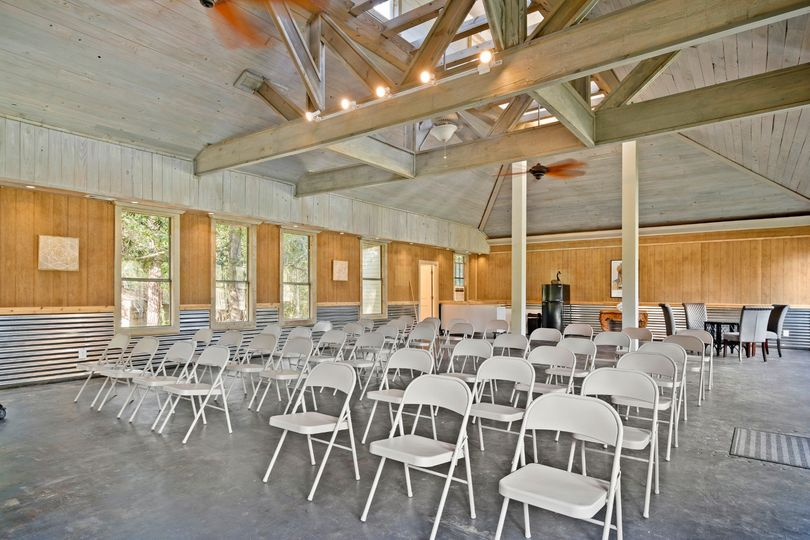 The Conference Center W/Chairs