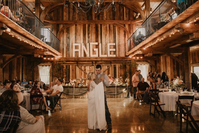 Angle Spring Wedding