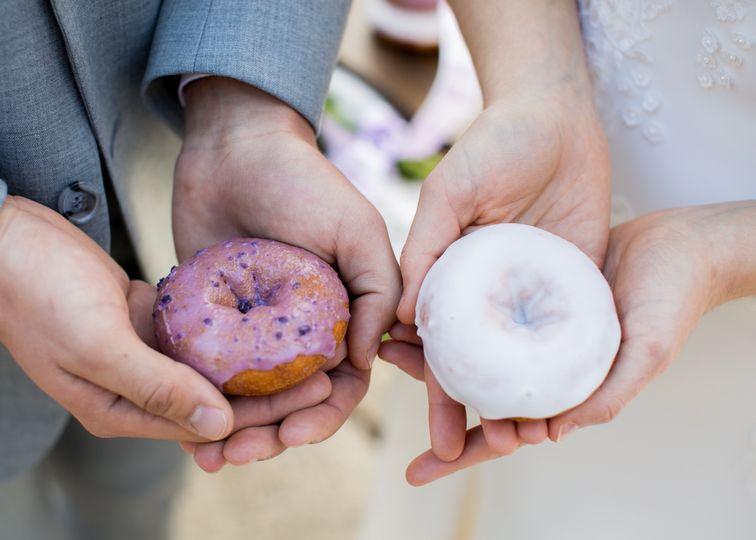 Newlyweds desserts
