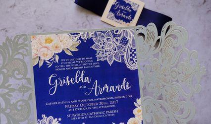 Invitaciones di Vanessa
