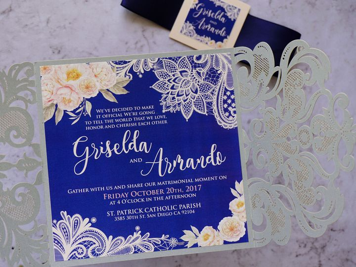 Tmx 1517878869 Ad4a625dffa2c19f 1517878866 120d29ff80ea5785 1517878864436 1 DSC00114 Chula Vista wedding invitation