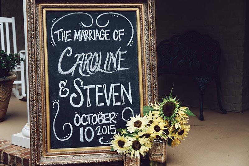 Caroline and Steven