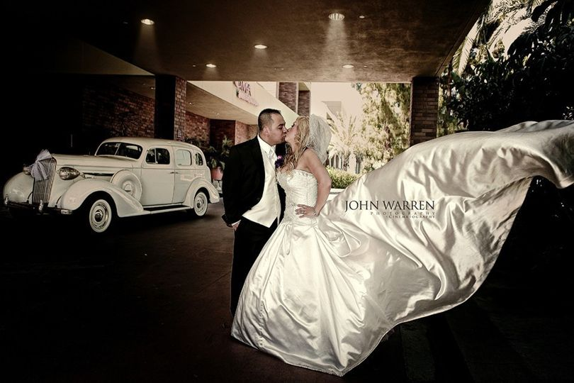 Wedding car - 1936 Century