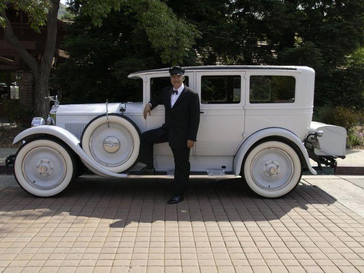 Tmx 1927 Packard Brighter 51 29677 1560482965 Newport Beach, CA wedding transportation